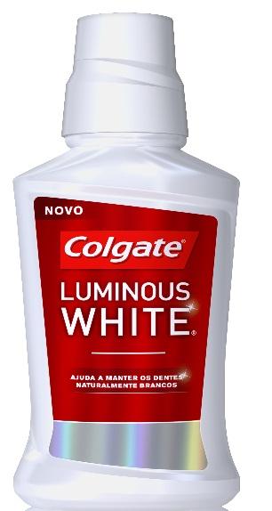 Vende Na Farmacia Sorriso Bonito Com Colgate Luminous White