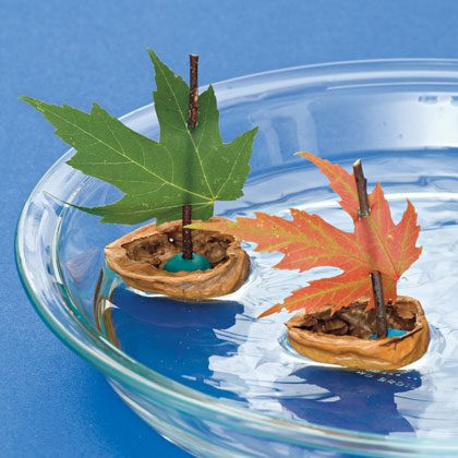 Fall leaf craft ideas