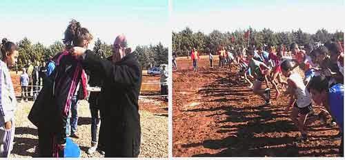أكاديمية مكناس تافيلالت تنظم البطولة الجهوية للعدو الريفي المدرسي