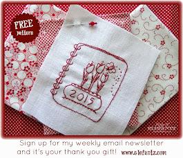 get my free 2015 stitchery