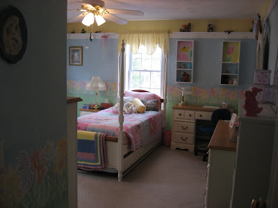 Bedroom Makeover for Grace