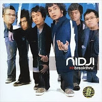 Nidji - Breakthru' (Full Album 2006)
