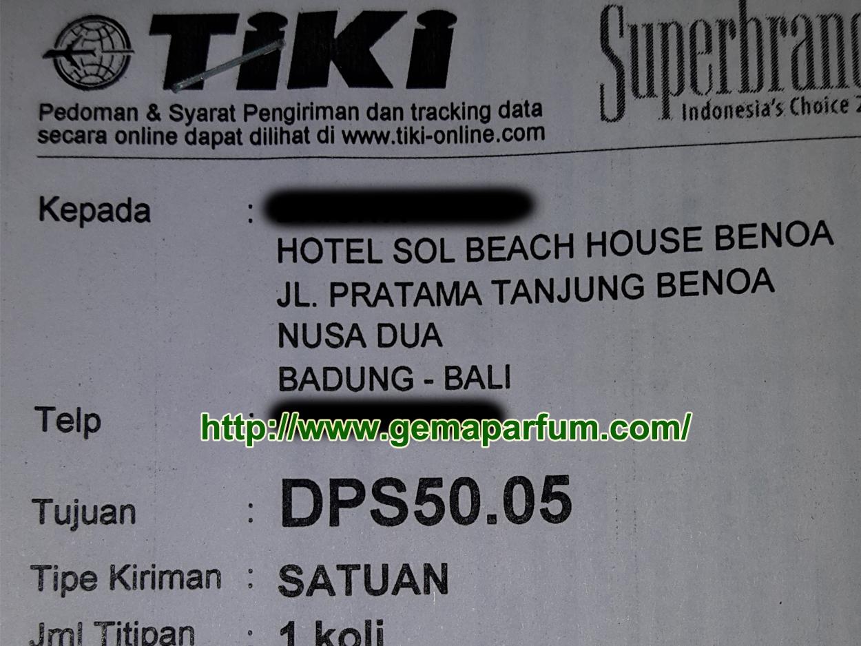 Pengiriman Parfum ke Bali
