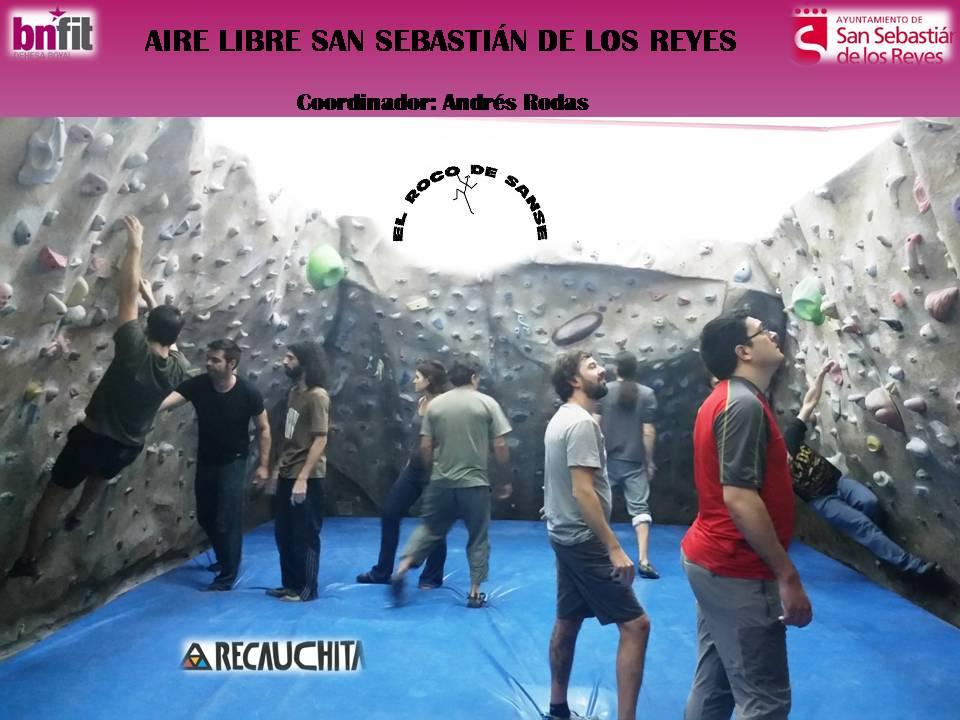 Escuela Aire Libre San Sebastián de los Reyes