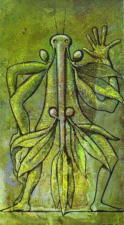 Human Form (Max Ernst, 1931)