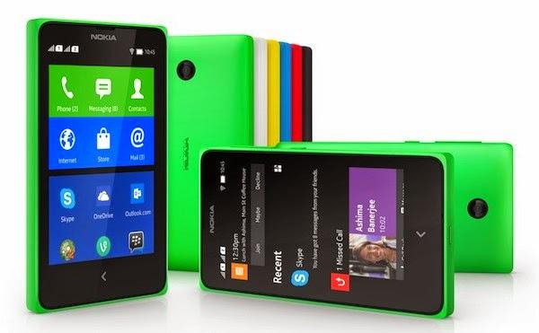 harga Nokia X +