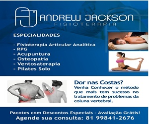 Clínica de Fisioterapia Andrew Jackson