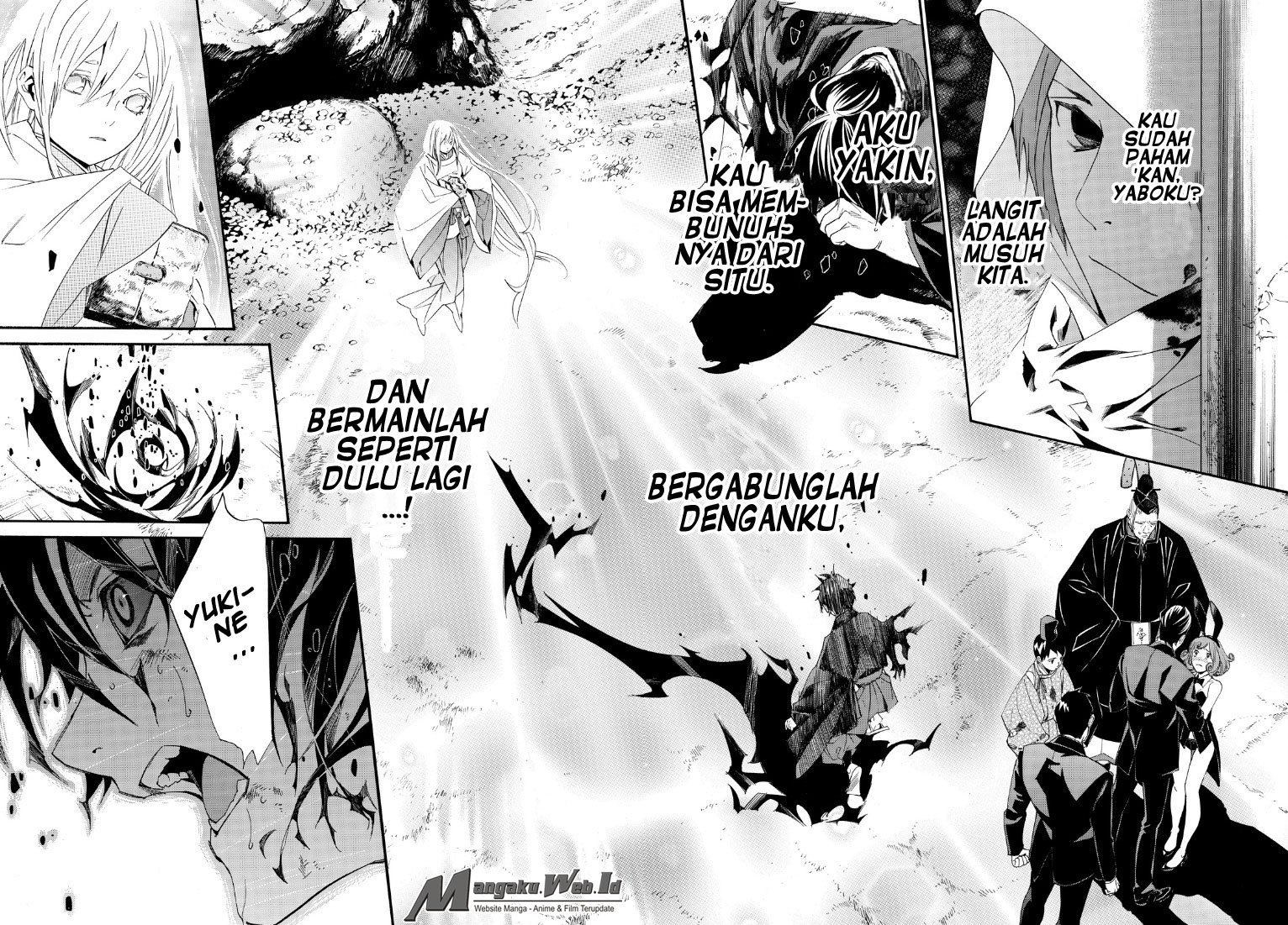 Noragami Chapter 71-32