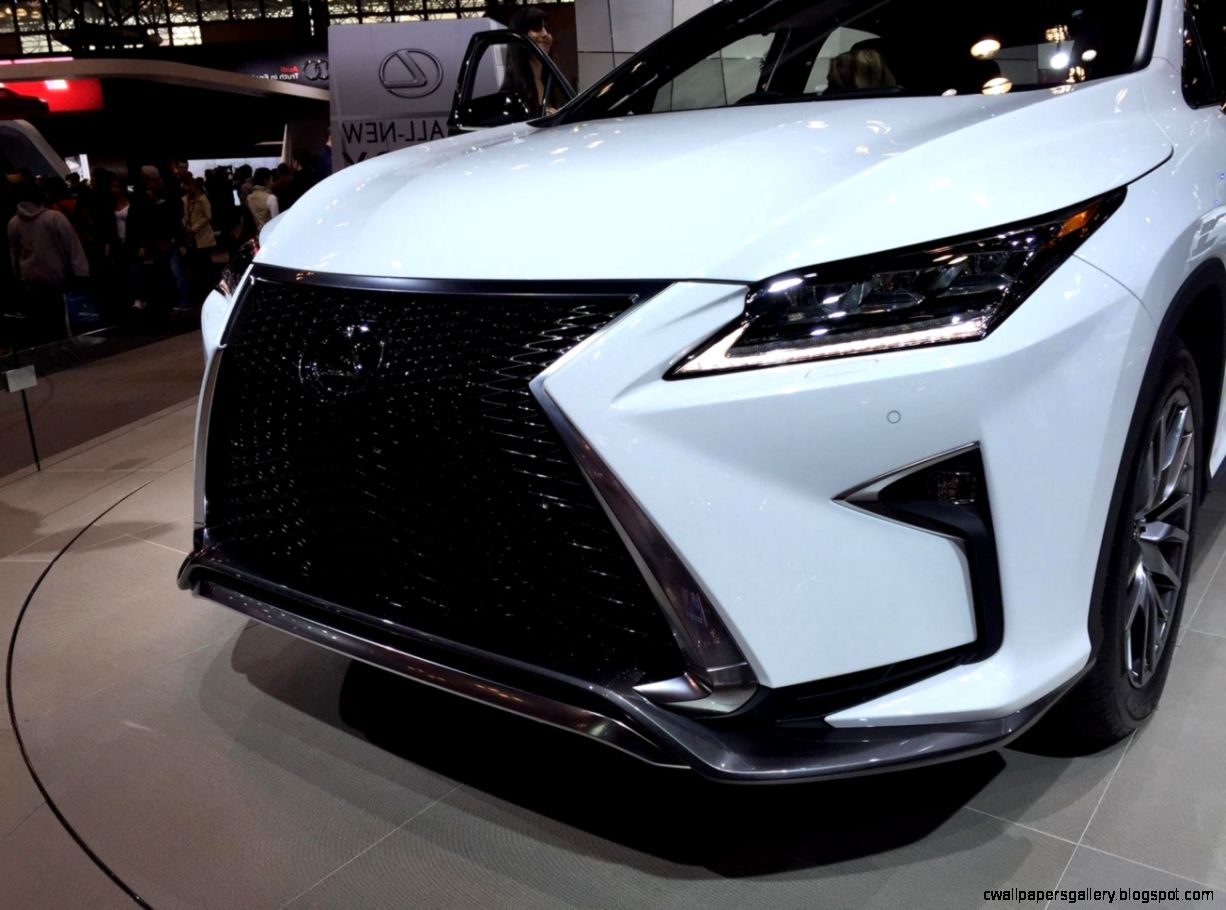2016 Lexus RX350 Top Rated Suv  2016 Suv Reviews