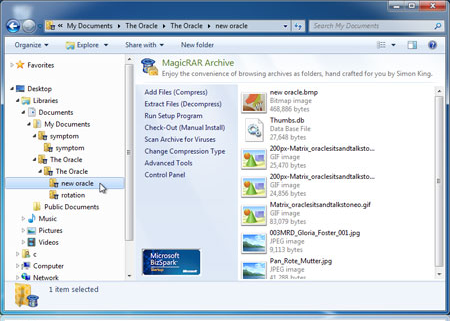 MagicRAR Studio 8.7 Build 4.1.2013 Full Serial Number - Win RAR Tools