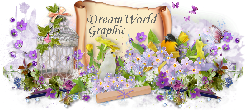 DreamWorld Graphic