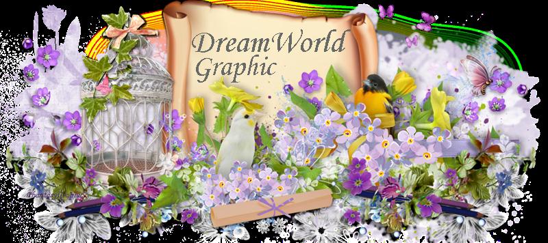 DreamWorld Graphic