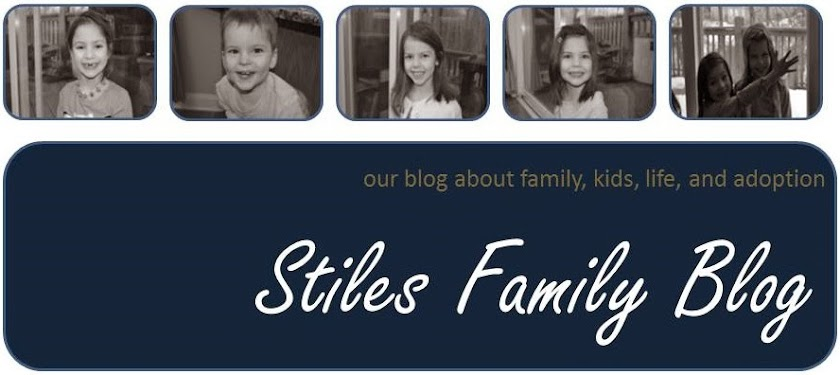 Stiles Family Blog