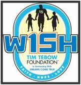 Taylor's Dream Came True with the Help of The Tim Tebow Foundation