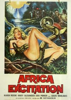 Это случилось в Африке / A Happening in Africa / Jungle Erotic.
