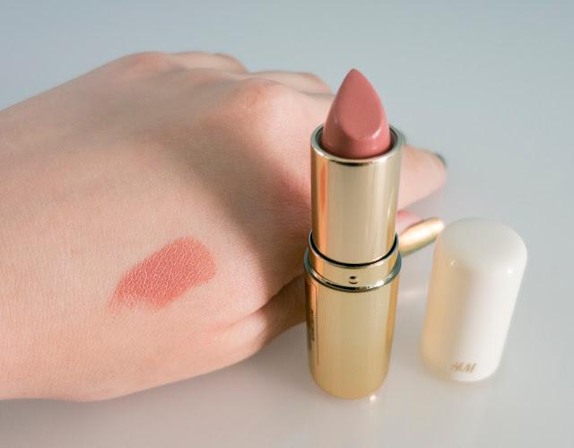 H&M Beautyn nudepuna ja pakkausrakkautta
