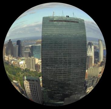 Tutorial Cara Mudah Membuat Efek Fisheye Menggunakan Photoshop Cs3