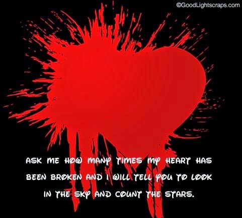 Broken Heart Sad Poetry Pics