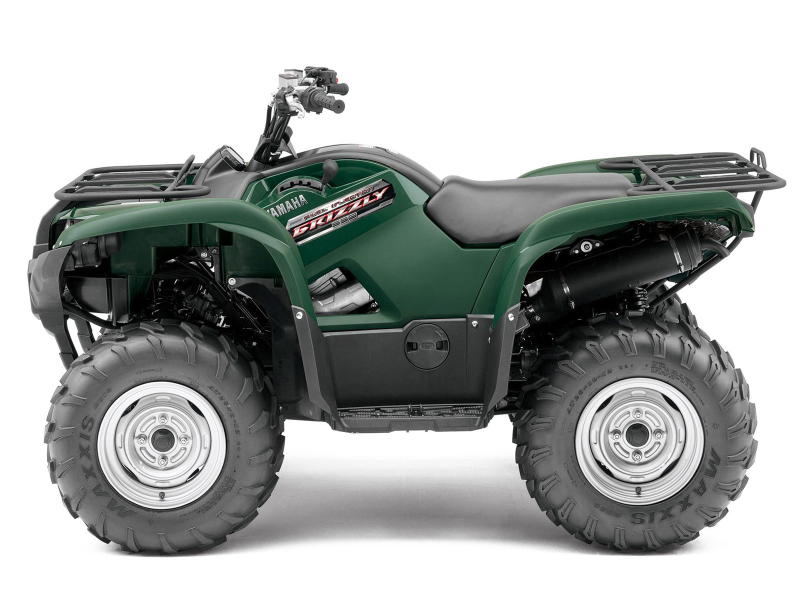 Value Of A  Yamaha Grizzly