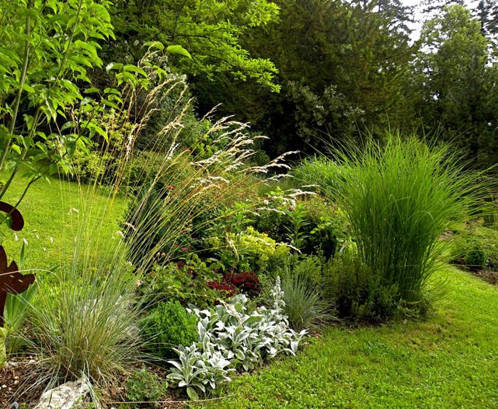fotos jardins rusticos:ESTILO RUSTICO: Jardines Rusticos