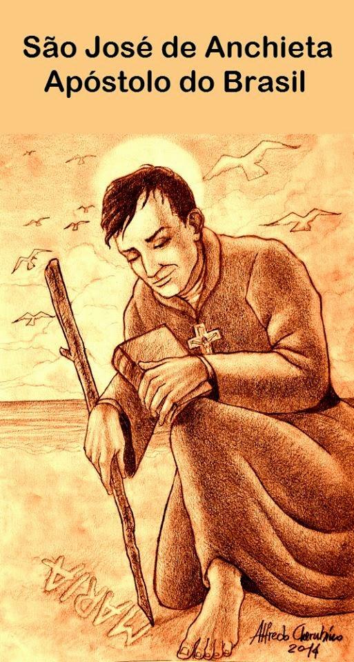 Padre Anchieta é declarado santo