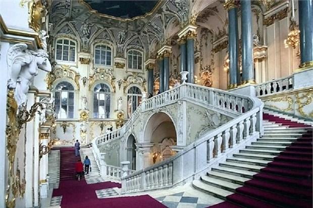 Ermitaj Müzesi St. Petersburg, Rusya