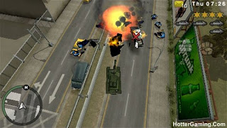 Free Download GTA China Town Wars PSP Game Photo