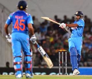 India vs Australia 6th ODI 2013 Scorecard, India vs Australia 2013 match result,