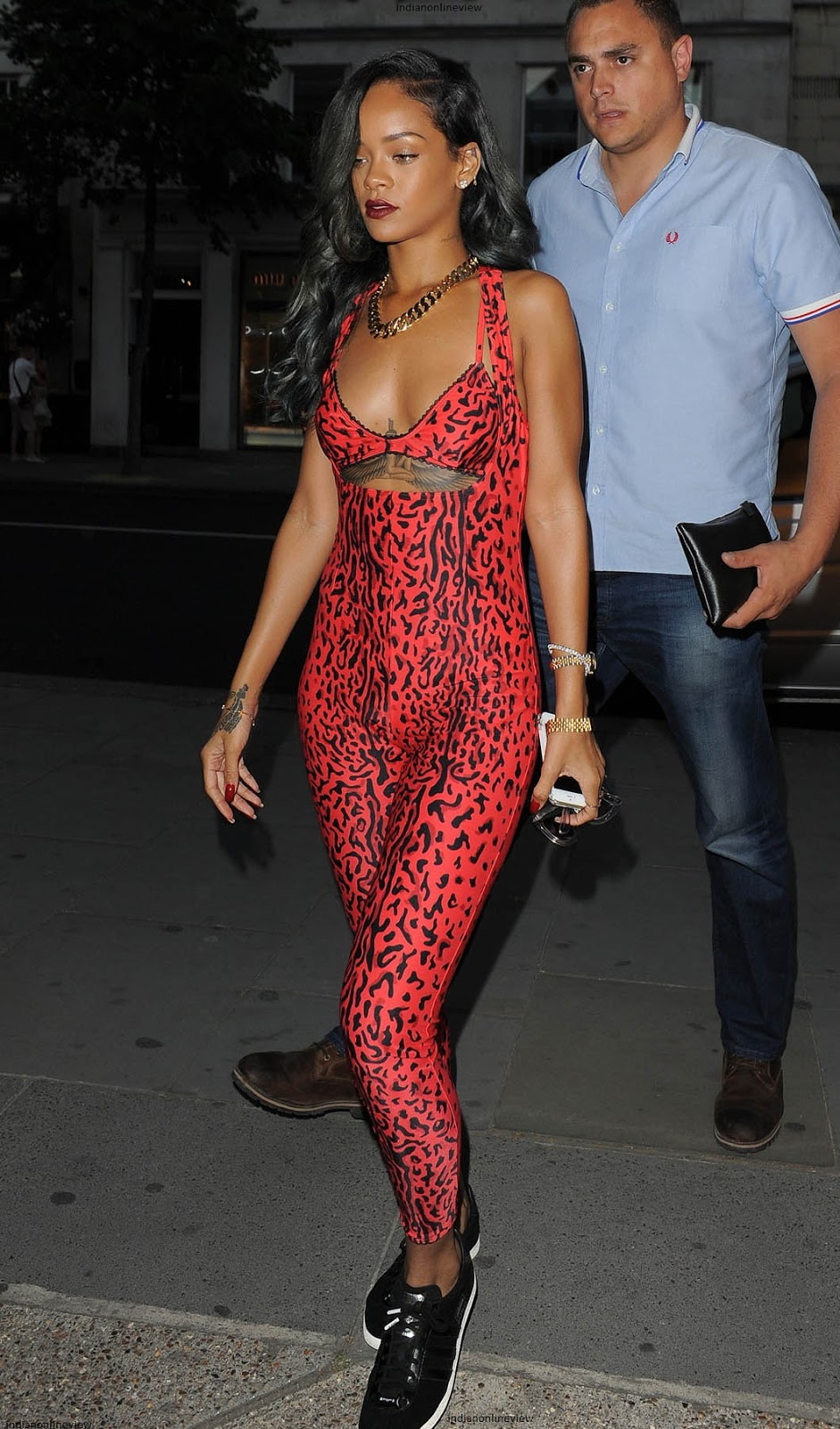 Rihanna date of birth in Melbourne
