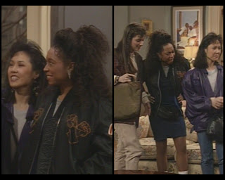 The Cosby show fashion blog Wynonna Smith