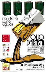 OLIO D'ARTISTA dal 19 al 27 Settembre 2015 , Milano