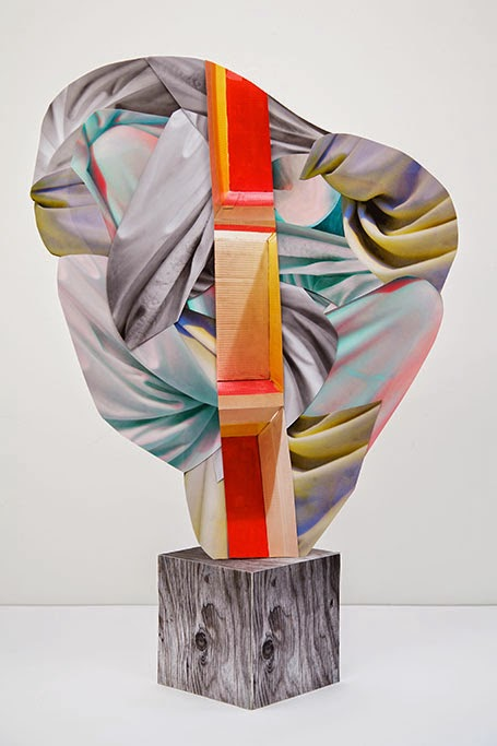 Collage, Paper, sculpture