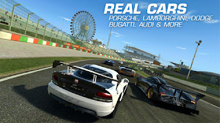 Real Racing 3 v1.3.5 for iPhone/iPad