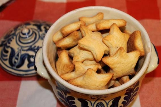 Biscotti con panna