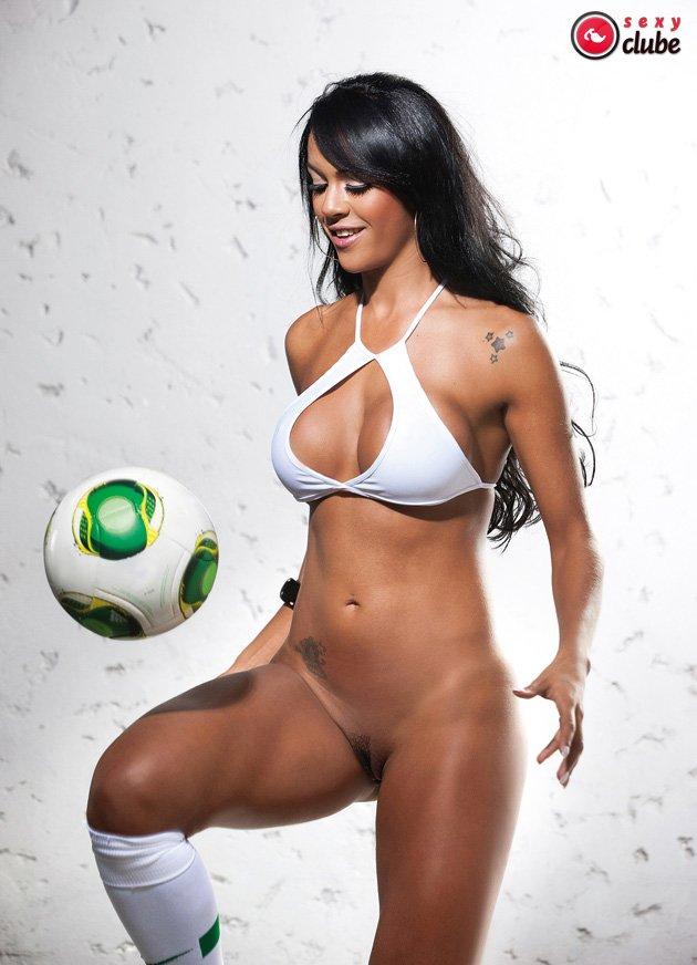 Braziilian soccer girl nude - GinabikesCom