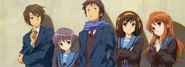 Anime Movie Suzumiya Haruhi no Shoushitsu