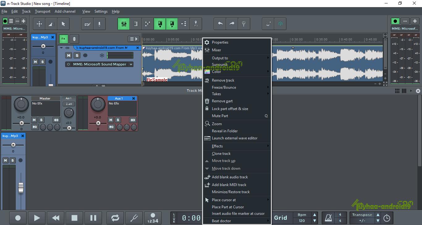 n-Track Studio EX