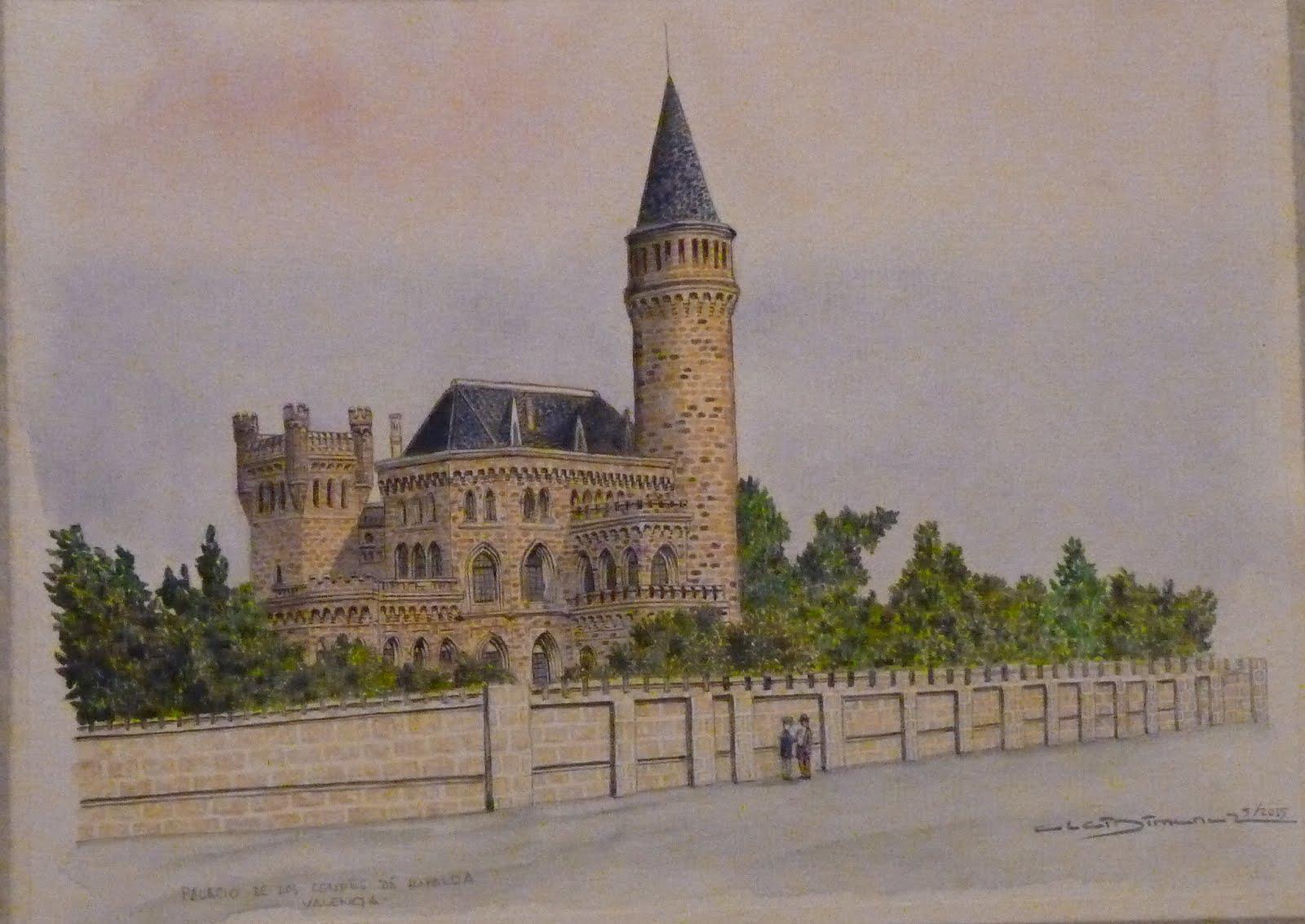 Palacio de los condes de Ripaldaa