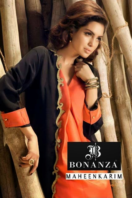 Bonanza Stylish Winter Arrivals 2013-14 For Women & Girls