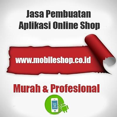Cara Membuat Aplikasi Online Shop
