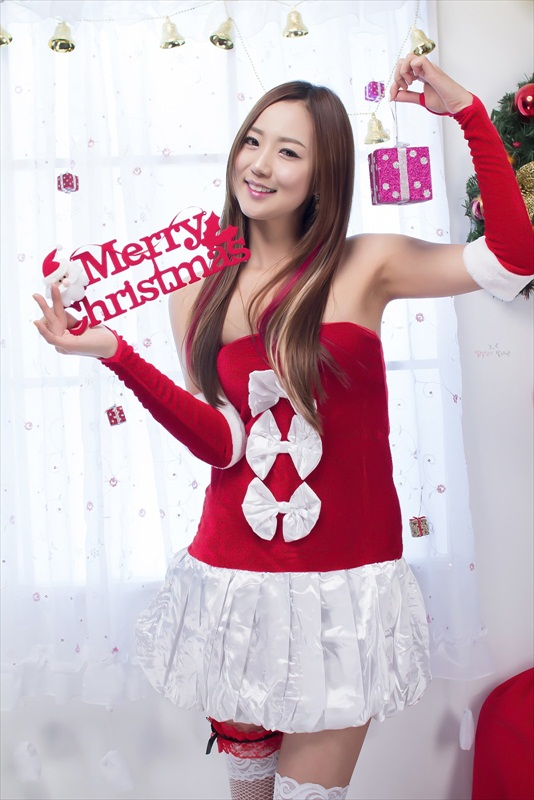 Eun Jung - Christmas Girl