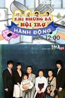 Khi Những Bà Nội Trợ Hành Động - Khi Nhung Ba Noi Tro Hanh Dong SCTV13