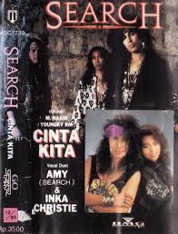 Cinta Kita Amy Search ft. Inka Christy