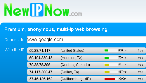 Best free web proxies for anonymous surfing11