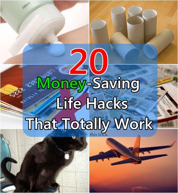20 LifeHacks That Will Save You Money