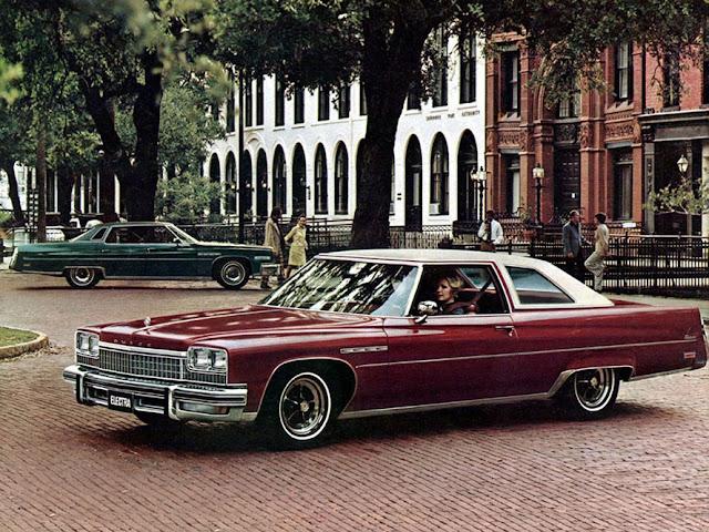 ビュイック・エレクトラ 3-4世代 | Buick Electra (1965-76)