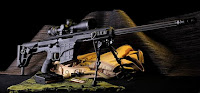 Barrett M98B Sniper Rifle