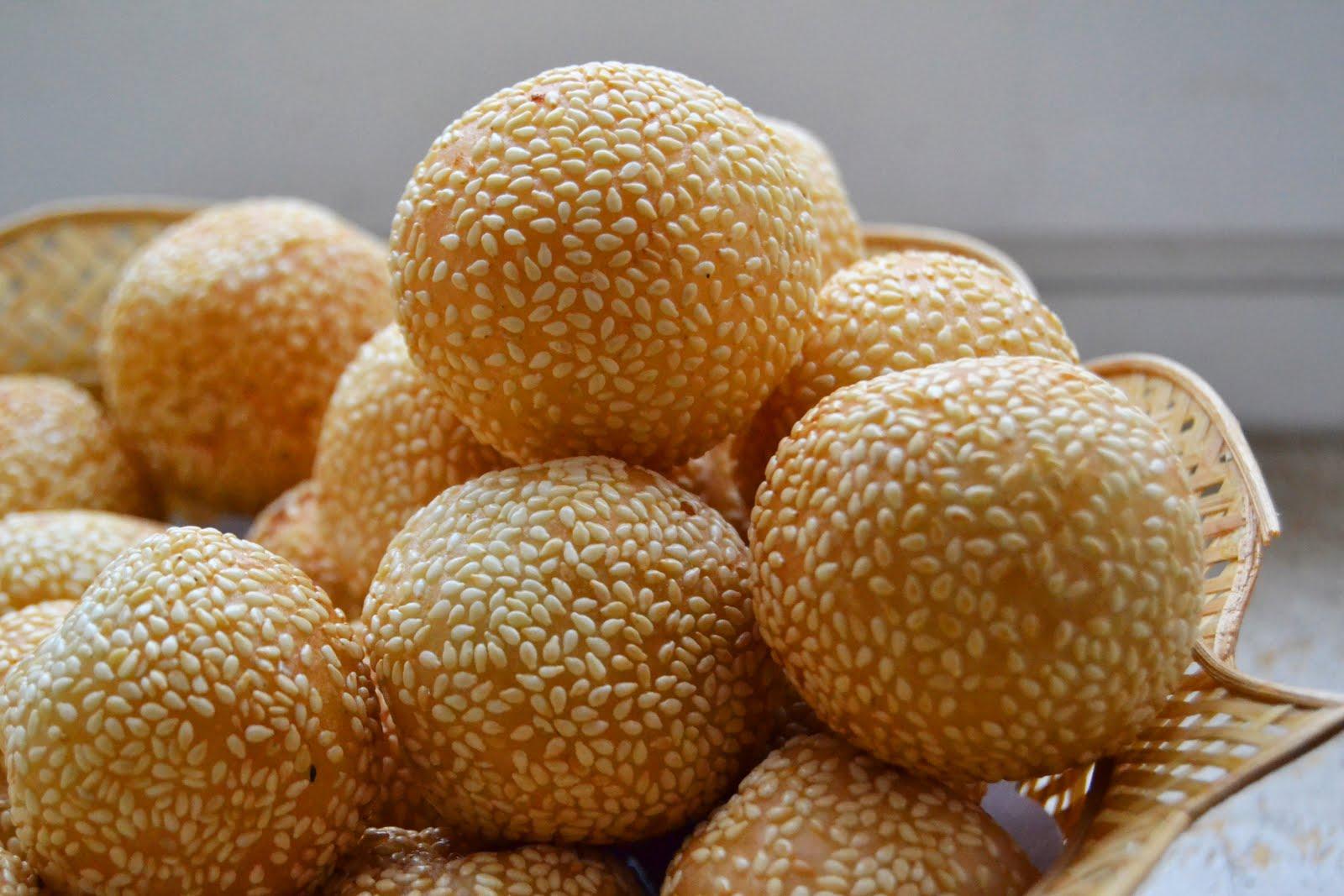 Resep Kue Basah|Resep Onde-Onde Kacang Merah