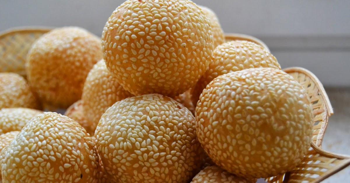 Resep Kue Basah|Resep Onde-Onde Kacang Merah ~ Resep Aneka Jajan Pasar