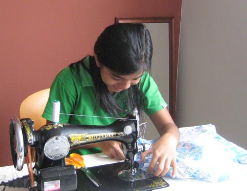 Tatiana Vidi Sewing Blog Tatiana Vidi Kursus Menjahit Kilat